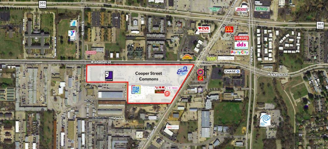 leasing at Cooper Street Commons