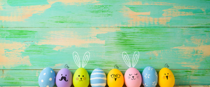 How to Make the Most of Easter Sunday in Arlington at Cooper Street Commons