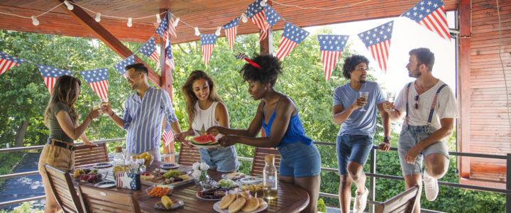 Celebrate Summer in Arlington with the latest Fourth of July 2021 Celebration Ideas From Cooper Street Commons